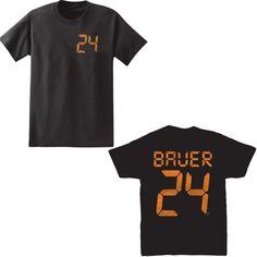 24 Jack Bauer Adult Black T-Shirt 683455ff6