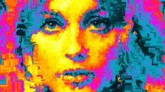 https://flic.kr/p/qXMkwC | Sharon Tate | Selected frames of a new video art piece submitted to Digital Graffiti 2015 using an updated particle painting engine created in openframeworks.