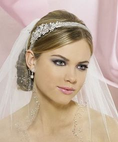 Wedding Headbands The Best Choice For Brides Why