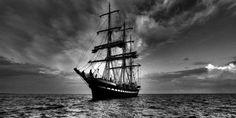 Mary Celeste, el barco fantasma que surcó el Atlántico - http://aquiactualidad.com/mary-celeste-el-barco-fantasma-que-surco-el-atlantico/