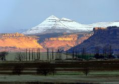 Near Clarens, Free State. The South Africa You've Never Seen - SkyscraperCity