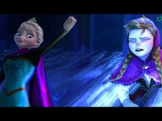 AMV Dark Elsa ~ Poor Unfortunate Souls/Put A Spell On You - YouTube. This Is Awesome!