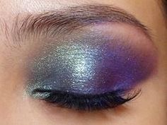 Twilight Fae: Dramatic Colorful Eyes with a touch... - The Makeup Box
