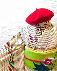 本日の着物コーデ♡ ・ ビタミンカラーでコーディネートしてみました ・ #着物#着物好き#着物レンタル#奈良が好き#オシャレ着物#奈良旅#趣着物#オシャレ着物女子#enishiya#縁心屋#kimono#japan#japan love#japan fashion#japantrip#nara ・ #奈良#奈良さんぽ#奈良散策#キモノコーデ#着物コーデ#着物女子#着物でお出かけ#kimono style#kimonolove#着物文化#和服#日本文化#ならたび#なら旅