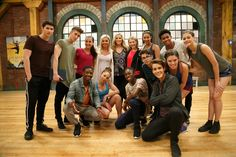 The Canadian Academy Best Series, Best Tv Shows, Movies And Tv Shows, Le Studio Next Step, Chandler Kinney, Briar Nolet, Dance Academy, Disney Shows, The Next Step
