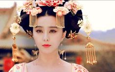 ancient China, the eight female thieves master, she once accommodated male pets. Traditional Fashion, Traditional Dresses, The Empress Of China, Fan Bingbing, Pretty Asian, Ancient China, Chinese Culture, Beautiful Person, Hanfu