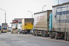 Украина официально закрыла транзит для российских фур
