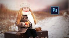 Photoshop cc Tutorial : Outdoor Portrait Edit (Beach edit)   Photoshop C...