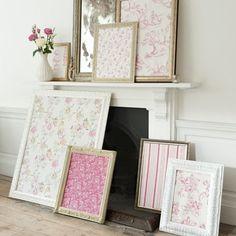 Clarisse Wallpaper by Clarke &Clarke - Style Estate -