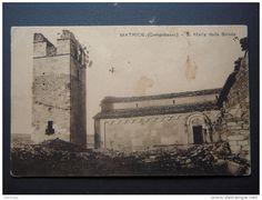 MATRICE campobasso S.MARIA DELLA STRADA 1917' PROTETTRICE DELLE PROSTITUITE - Delcampe.it