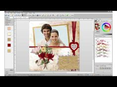 Serif Digital Scrapbook Artist - Basic Skills Tutorial 5: Freehand Craft Tools Serif, Number, Photoshop, Create, Video Tutorials, Craft Tutorials, Tools, Artist, Movies