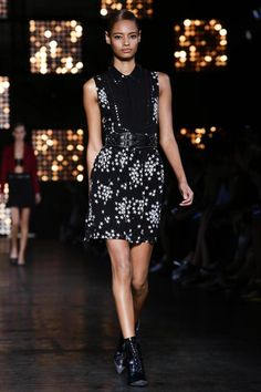 Diesel Black Gold Ready-To-Wear Spring Summer 2015 #NYFW