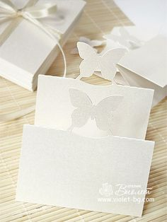 #butterfly inspired #cards
