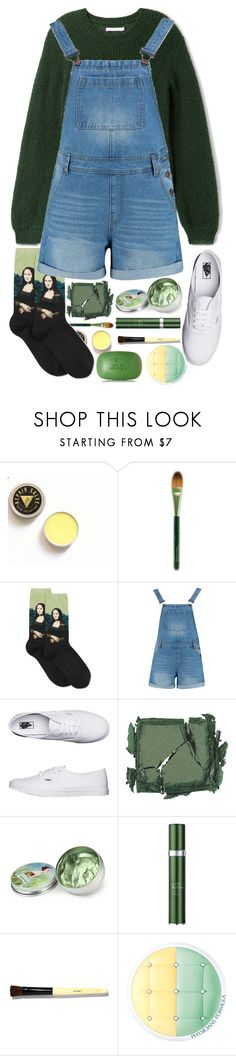 """""""~Mona Lisa, your guaranteed to run this town~"""" by bachelors-new-clothes ❤ liked on Polyvore featuring Origins, HOT SOX, Boohoo, Vans, Surratt, RéVive, Bobbi Brown Cosmetics, Physicians Formula and Sisley"""