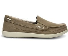 Women's Walu Canvas Loafer   Women's Loafers   Crocs Official Site
