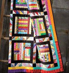 Piece-Full Days Quilt Pattern