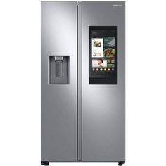 Side-by-Side Refrigerators at Lowes.com