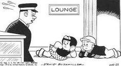 Nancy and Sluggo comic strip