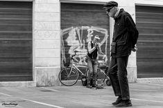 """©Stefano Fantauzzi """"Quando si ha al pazienza di aspettare  la foto giusta prima o poi arriva."""" Bike Stickers, Architecture Magazines, Printing Services, Your Image, Photo Galleries, Landscape, Portrait, Street, Gallery"""