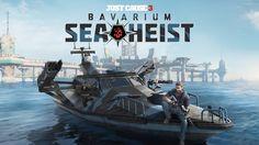 Just Cause 3: immagini e video di lancio dell'espansione Bavarium Sea Heist