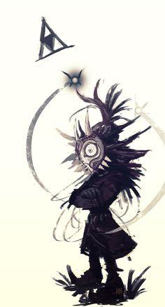 Queria ter a oportunidade de jogar a releitura de Majora's mask :(