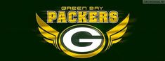 Green Bay Packers Logo Facebook cover