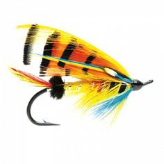 A timeless reminder of a bygone era these beautiful flies still catch fish but are more often found decorating your hat. Atlantic Salmon, Salmon Flies, Salmon Fishing, Fly Fishing, Feather, Camping, Hat, Decorating, Store