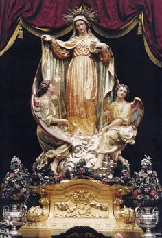 Stella Maris The statue of Our Lady Star of the Sea in the church of Stella Maris in Sliema, Malta. The statue was brought to...
