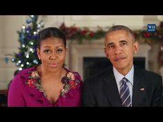 President Obama 2016 Christmas message a civil Trump scolding (VIDEO)