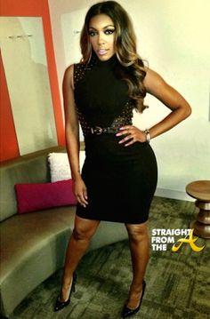 Porsha Williams StriaghtFromTheA 5
