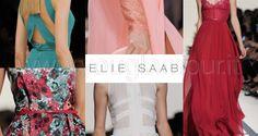 Elie Saab Collezione Primavera Estate 2014
