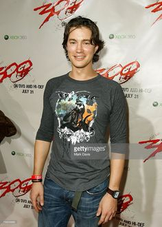 Actor Tom Wisdom poses for photographers at the DVD release for the…