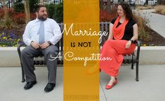 Marriage is not a Competition! Do you agree?