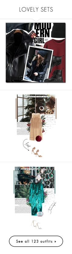 """LOVELY SETS"" by beautifulplace ❤ liked on Polyvore featuring Huda Beauty, Smashbox, modern, romwe, contestentry, polyPresents, WALL, MANGO, Chloé and Alaïa"