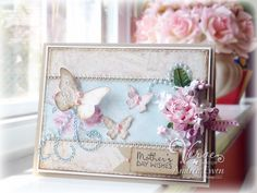 Mother's Day Wishes by AndreaEwen - Cards and Paper Crafts at Splitcoaststampers