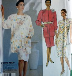 Vintage 1980s Sewing Pattern McCall's 2900 by Old2NewMemories