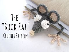 A particularly erudite and well-read type of rat represents the Book-Rat. Always to be found in libraries, bookshops and/or private bookshelves and often so engrossed in a book to realize the approach of the bookowner that slams the book shut with the Book-Rat inside.