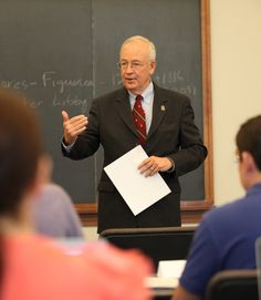 11 academic highlights from Baylor President Ken Starr's tenure (so far).