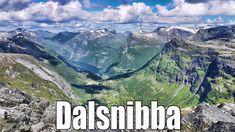 Dalsnibba mountain - Geiranger, Norway