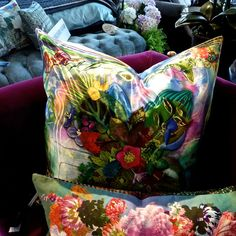 Designers Guild, Throw Pillows, Cushions, Decorative Pillows, Decor Pillows