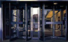 Revolving Doors (1968) Oil on masonite