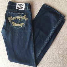 People for Peace jeans Denim jeans People for Peace Jeans Boot Cut