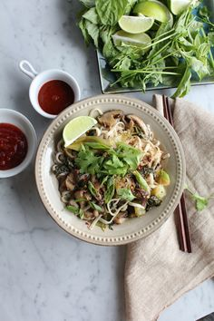 Spicy Asian Noodles