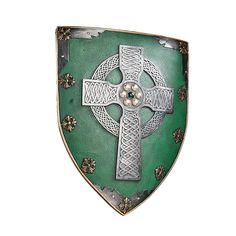 Celtic Warriors Wall Shield