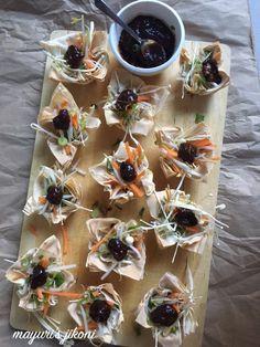 Mayuri's Jikoni: 703. Phyllo Cup Salad