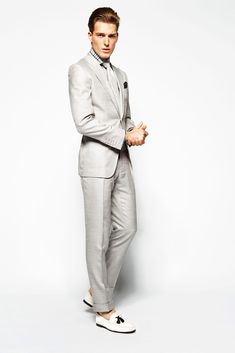 Tom Ford Spring 2014 Menswear Collection Photos - Vogue