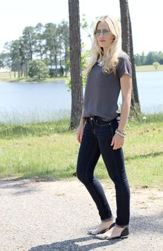My go-to street style on CaliCrest.com.