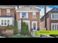 Priced at $1,599,000 - 12 Peveril Hill North, Toronto, ON M6C 3B1