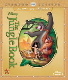 The Jungle Book (Two-Disc Diamond Edition: Blu-ray / DVD   Digital Copy)