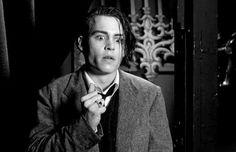 Johnny Depp as Ed Wood